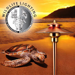 Turtle Safe Lighting