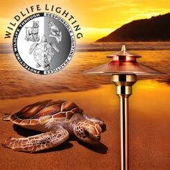 Turtle Safe Lighting