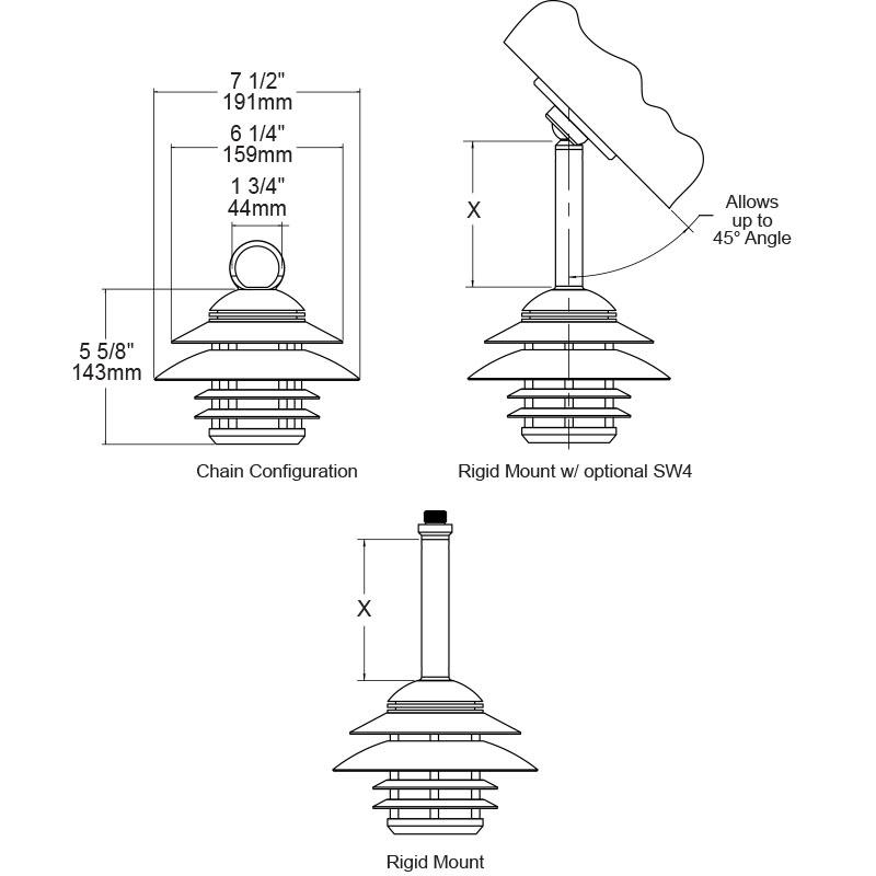Product Name LML350-S7-GTL Equinox and SKU LML350-S7-GTL